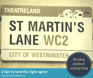3 tip to land the right agent