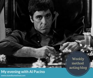 Al Pacino blog
