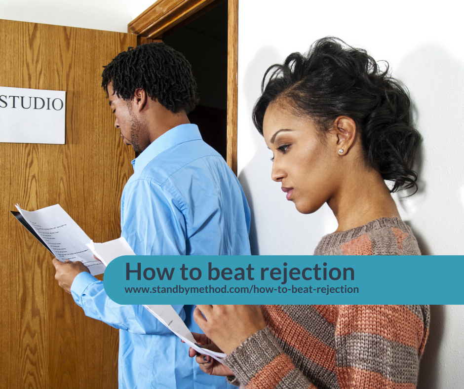 how to beat rejection