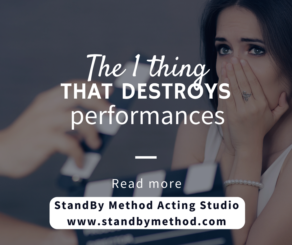 The 1 thing that destroys performances